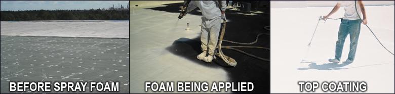 American Weatherstar Installs Roofing Foam All Across